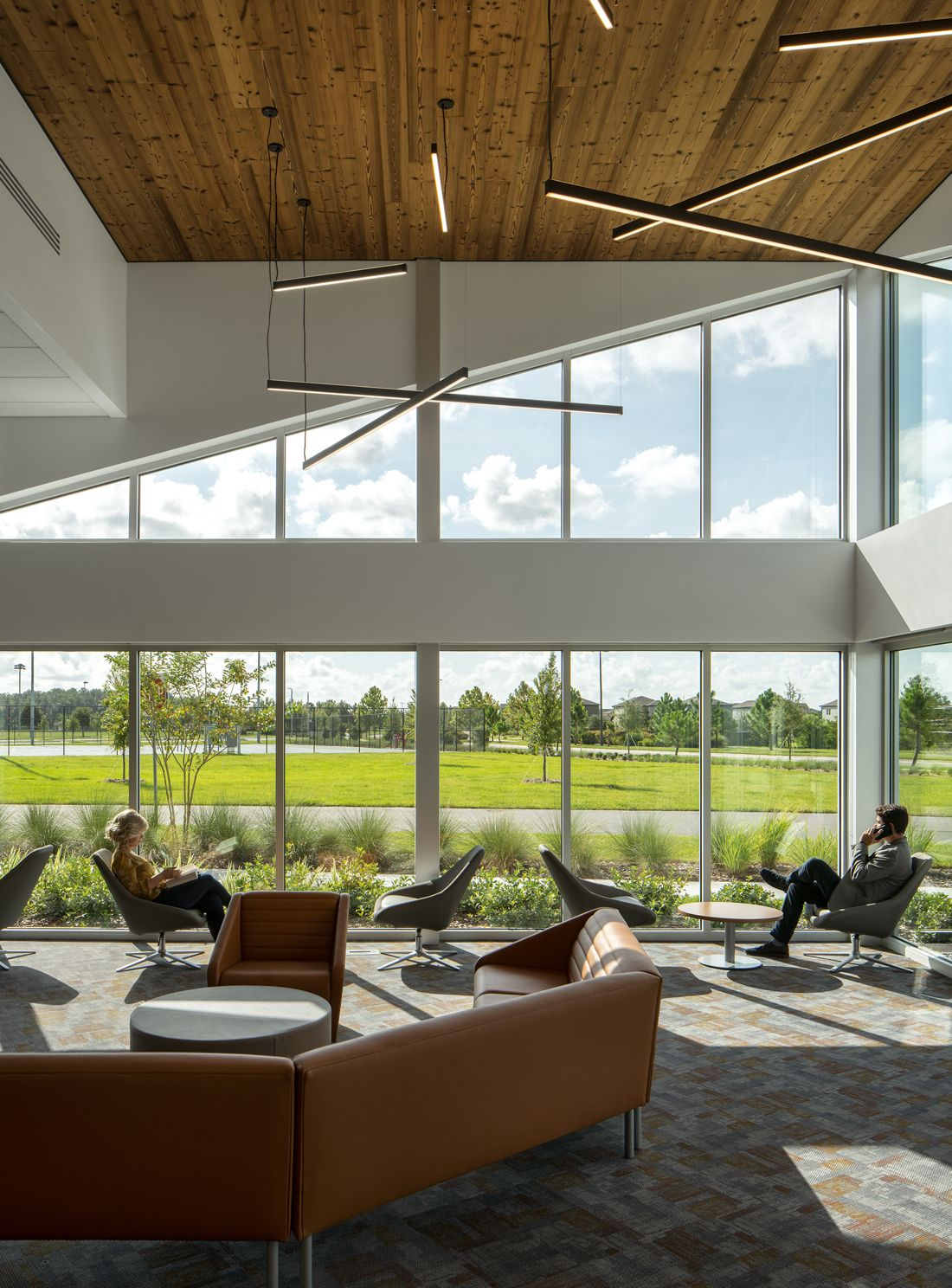 Starkey Ranch Library and Culture Center